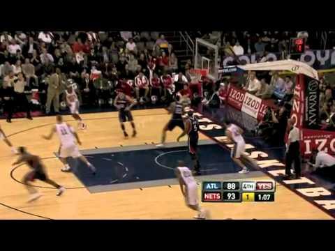 Atlanta Hawks vs New Jersey Nets (23/11/2010)