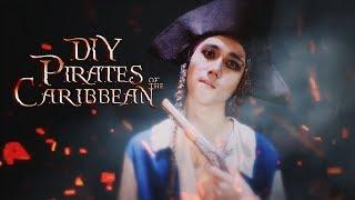 DIY Пираты Карибского моря! Блокнот Сокровищ!