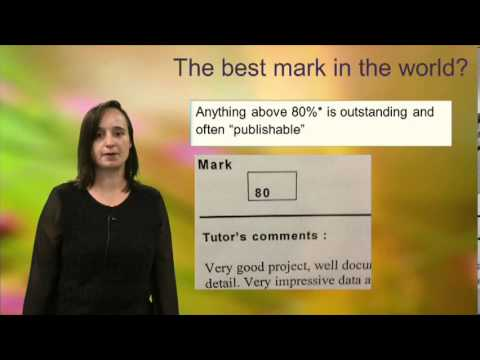 The British marking system