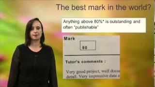 The British marking system