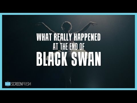 What Really Happened at the End of Black Swan?