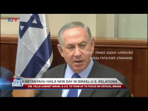 PEACE DEAL MAY HAPPEN IN ISRAEL?? WEALTHYLIVES END TIMES SIGNS UPDATES 2017