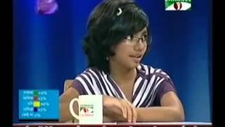 Nilufar Chowdhury Moni, Namira, Nazma & Asif