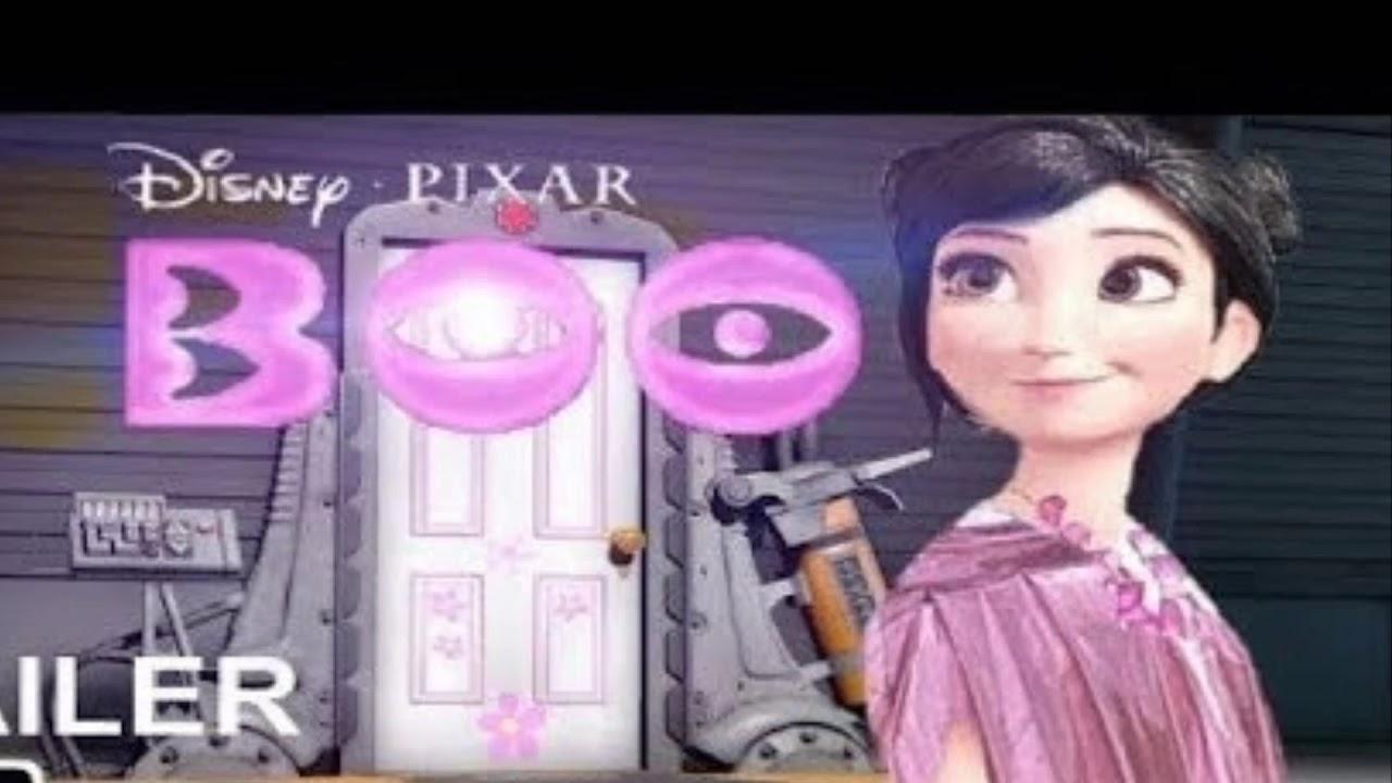 MONSTER INC. The Return of Boo! Full Movie Trailer - YouTube