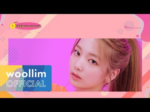 Rocket Punch(로켓펀치) 'Pink Punch' Album Preview - YouTube