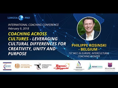 Philippe Rosinski. Coaching Across Cultures. Leveraging Cultural Differences.