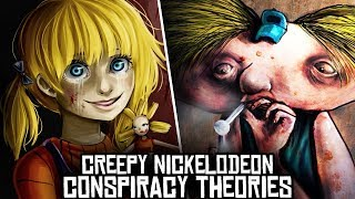10 CREEPY Nickelodeon Conspiracy Theories That Could Be TRUE!