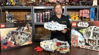 Betrayal at Cloud City, Lego 75222 - Review , Value, and Size Comparison
