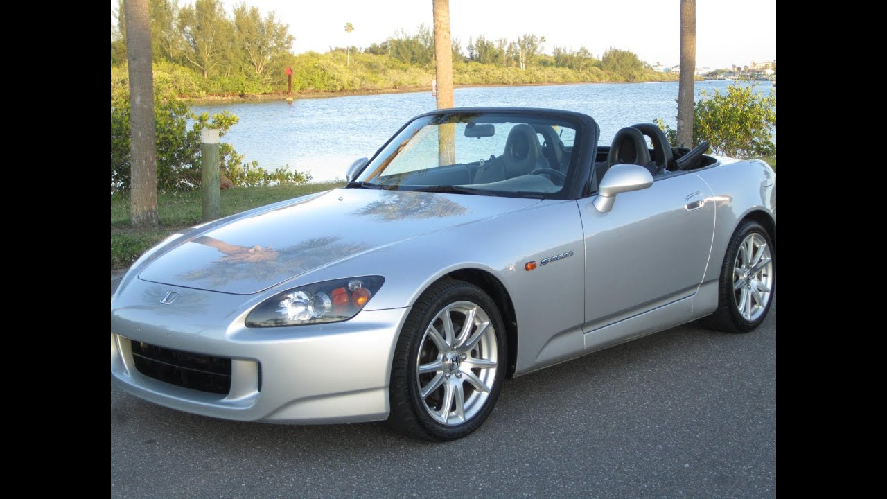 Sold 2004 Honda S2000 6 Speed Vtec Meticulous Motors Inc