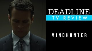 Mindhunter Review - Jonathan Groff, Holt McCallany