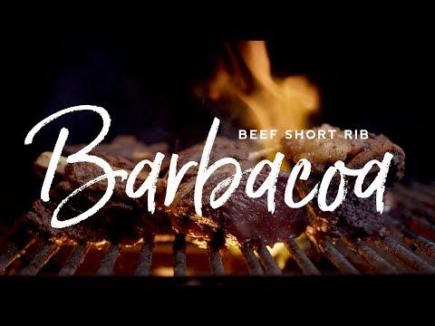 Beef Short Rib Barbacoa