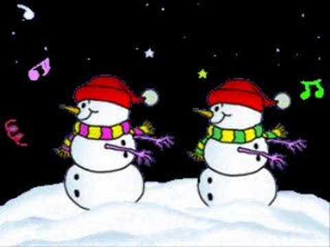 Dancing Snowmen YouTube