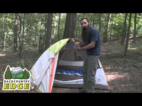 Kelty Trail Ridge Backpacking Tents  sc 1 st  YouTube & Kelty Trail Ridge Backpacking Tents - YouTube