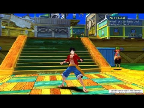 Let's Play One Piece Unlimited World Red Deluxe #0-A New Adventure |