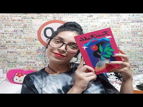 TAG INÉDITOS | Edição Janeiro 2021 | Livro Frida Kahlo | Unboxing