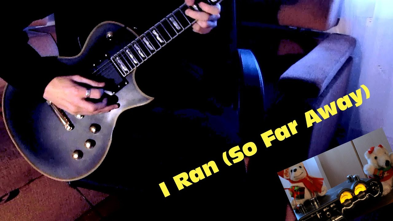 Bowling for Soup - I Ran (So Far Away) (A Flock Of ...