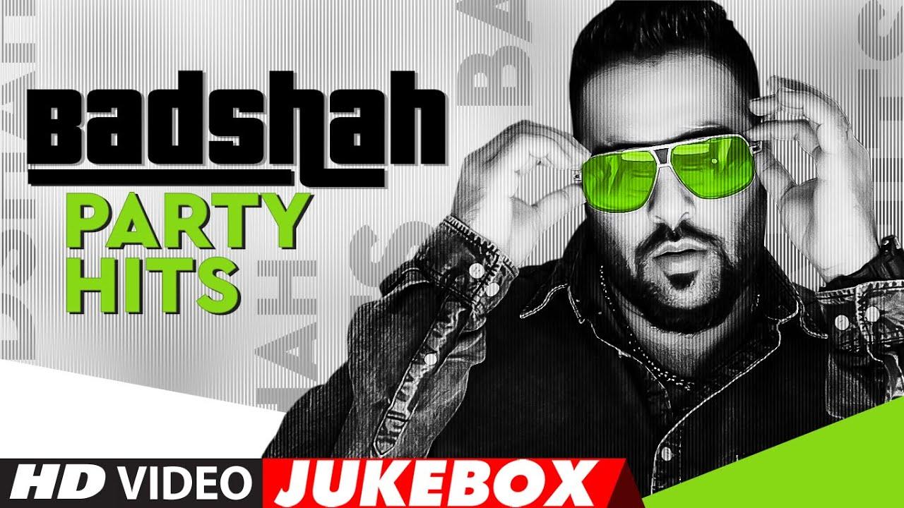 Badshah Party Hits | Video Jukebox | BOLLYWOOD SONGS | Best of Badshah Songs | T-Series