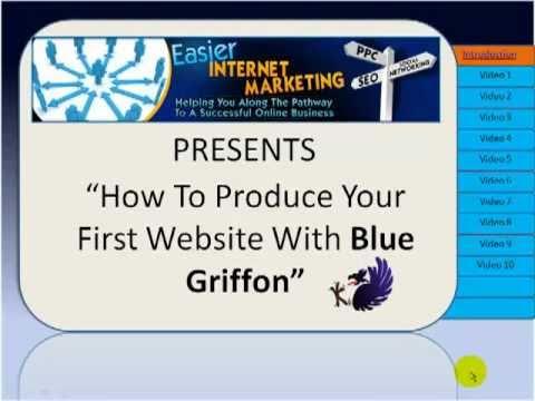 Bluegriffon wysiwyg html editor ubuntu 10. 10 youtube.