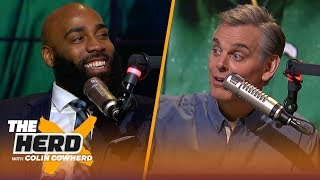 DeAngelo Hall on the Packers being a good HC destination, talks Cowboys vs. Eagles | NFL | THE HERD