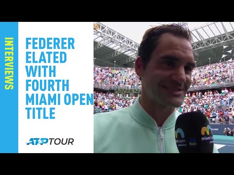 Federer Reveals Why He Thought He Broke Isner Too Many Times Early