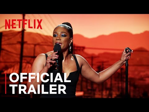 Tiffany Haddish - 'Black Mitzvah' Comedy Special Trailer