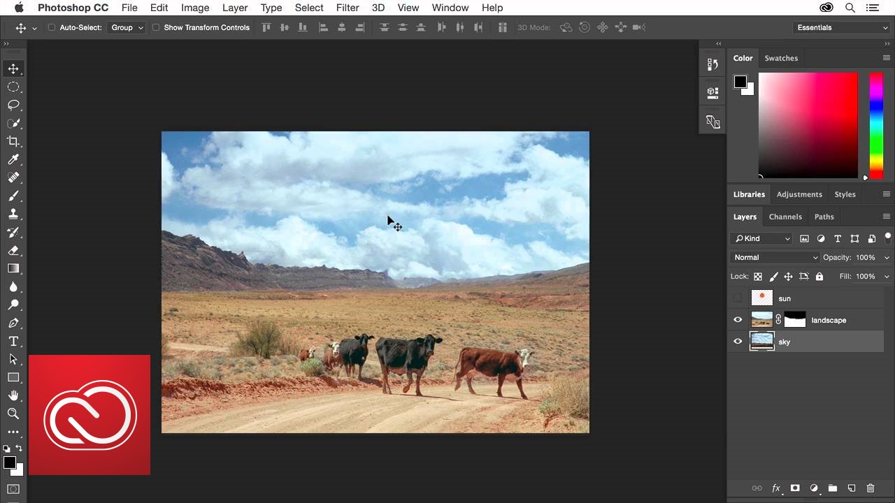 how to use layers in photoshop 7.0