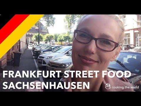 Street Food Frankfurt Sachsenhausen - Südbahnhof Market