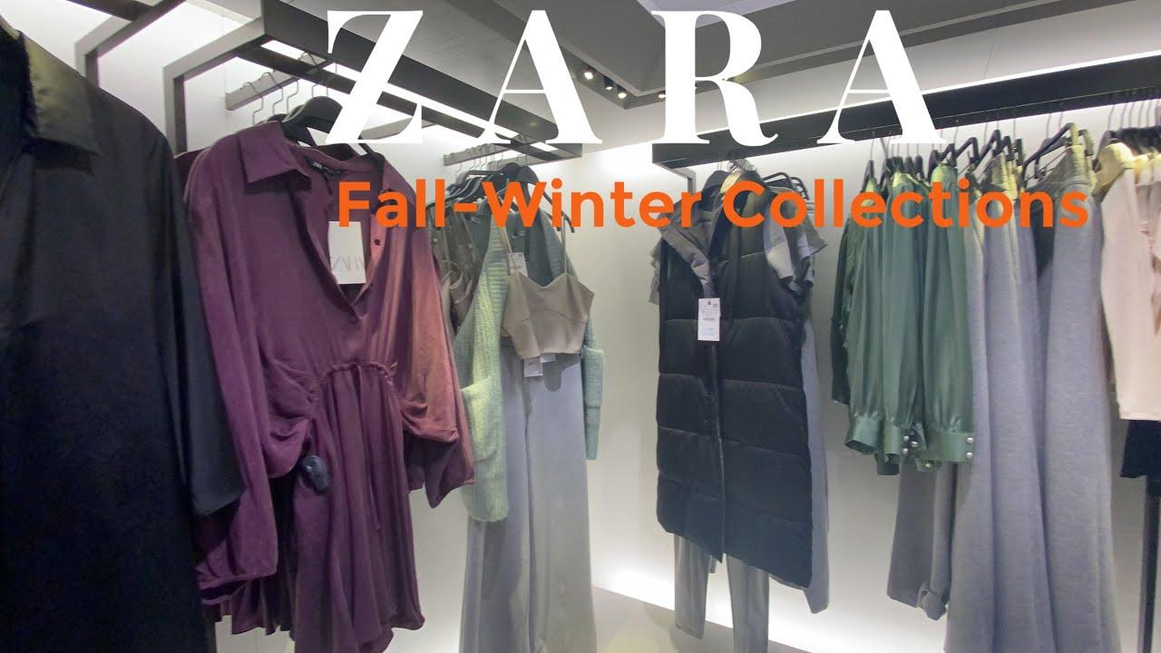 Zara New In Fall Winter Collection2020 Zara Women Fashion With Price Zara Canada Youtube