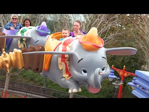 Favorite Disney World Rides   Kinder Playtime Walt Disney World Celebration Trip Vlog Part 7
