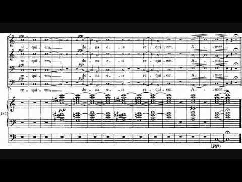 "Liszt - Requiem, S. 12 (R. 448), ""Messe des morts"" (1868)"
