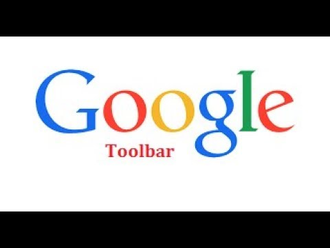 Enable and Disable The Google Toolbar