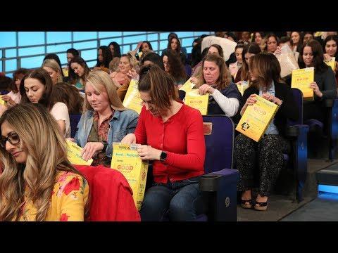 Ellen's New Cheerios Box Wins a Fan $10,000!