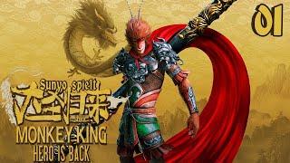MONKEY KING: HERO IS BACK - 01 🐵 Affenkönig mit Humor (Abenteuer)