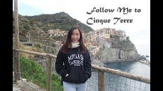 Travel Vlog: Cinque Terre, Italy