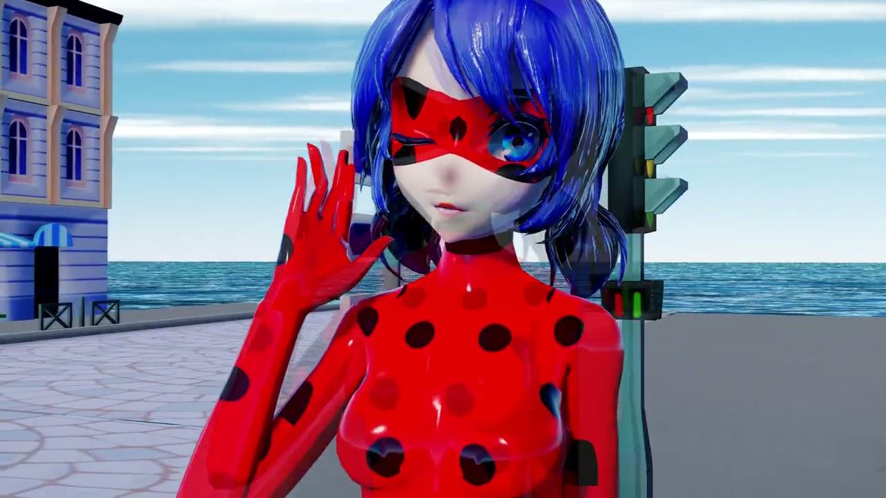 MMD Miraculous Oh ladybug Vine
