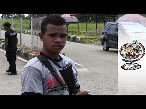 West Papua's Hidden Fight For Independence | 2014