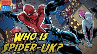 Who is Spider UK? Spider-UK Explained Spider Man Far From Home