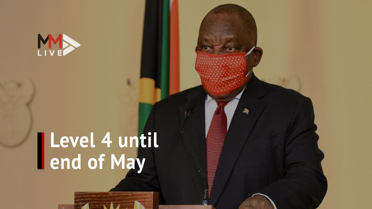 SA Covid-19 lockdown: Level 3 proposed for parts of the country by end of May - Multimedia LIVE