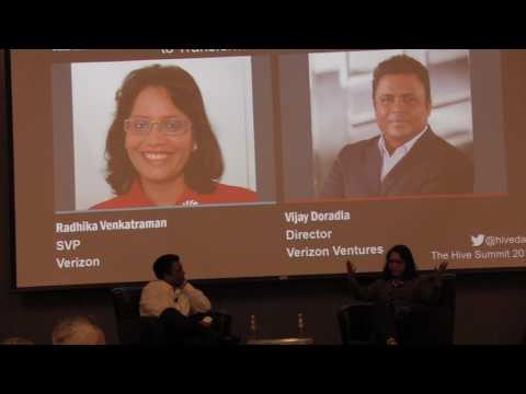 Leveraging AI/Big Data to Transform Telecommunications: Radhika Venkatraman and Vijay Doradla