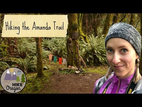 The Sad History Of The Amanda Trail | Hiking Part of The Oregon Coast Trail