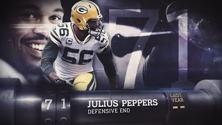 Top 100 Players of 2015: Julius Peppers