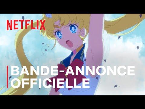 Pretty Guardian Sailor Moon Eternal: Le film | Bande-annonce officielle VF | Netflix France