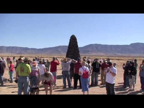 IIT Physics Travels To The Trinity Site