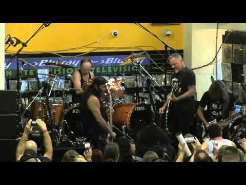 Metallica - live in Rasputin 2016