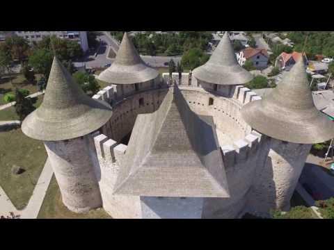 Descopera Moldova (Soroca si Orheiul Vechi din drona)