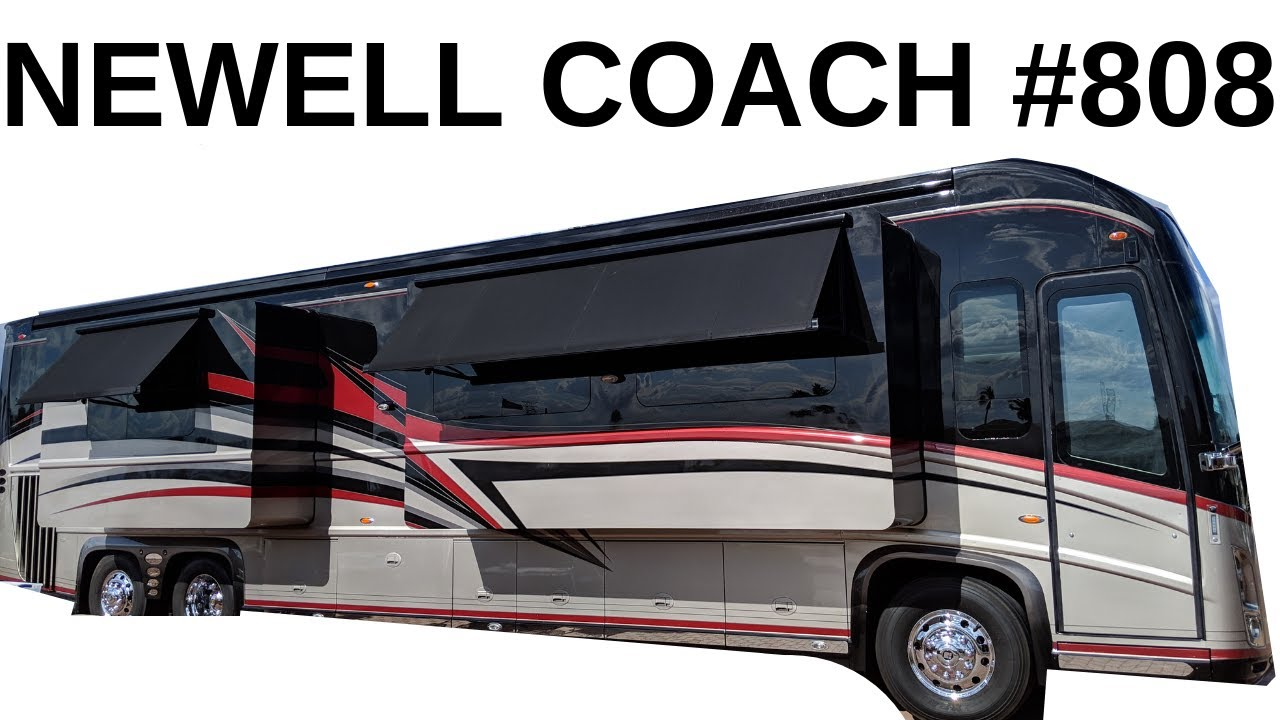 Newell Coach 808 Tour And Owner Updates