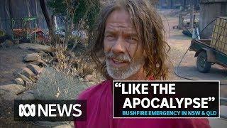 Residents describe