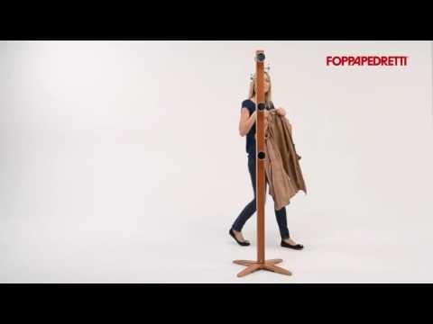 Напольная вешалка Espansiva от Foppapedretti.