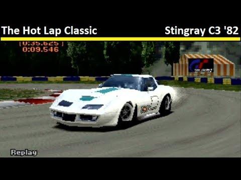 The Hot Lap Classic 1982 Chevrolet Corvette Stingray C3 Gran