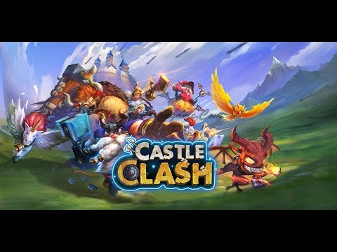 Castle Clash,Forge Of Empire Und War Robots|DEUTSCH/GERMAN